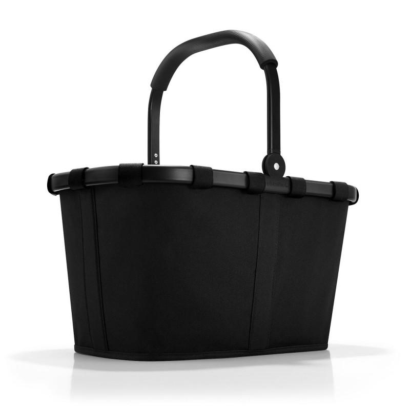 Carrybag Frame BLACK/BLACK, koš Reisenthel