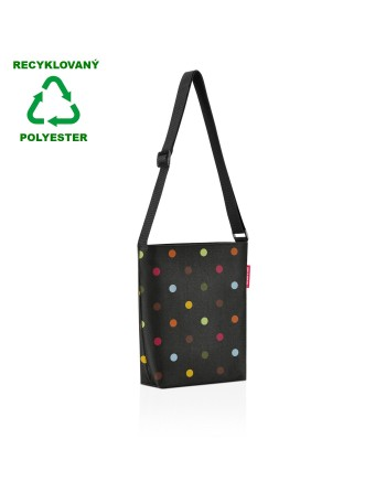 kabelka SHOULDERBAG S dots, Reisenthel