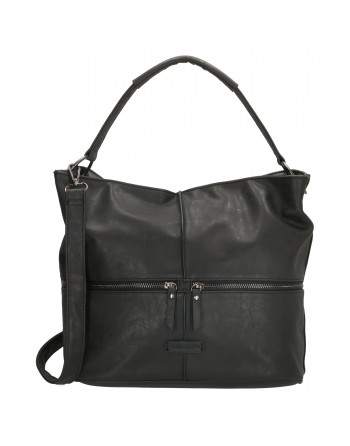 JULIA Shopper, black, bag...