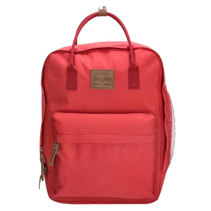 """Torrent M 15.6"""" Red, backpack Beagles"""