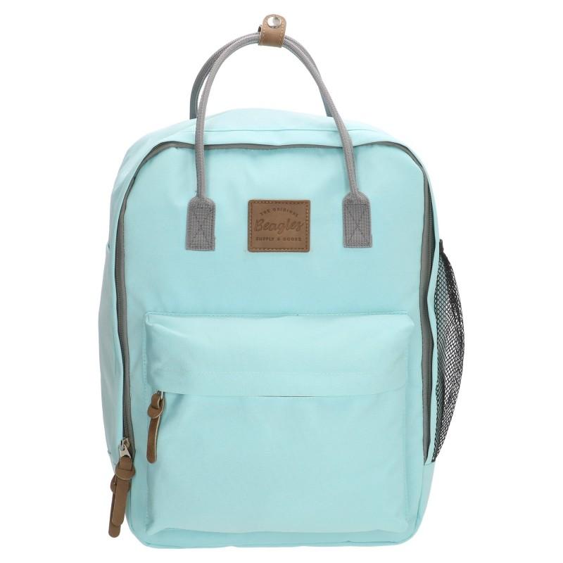 "Torrent M 15.6"" Mint, backpack Beagles"