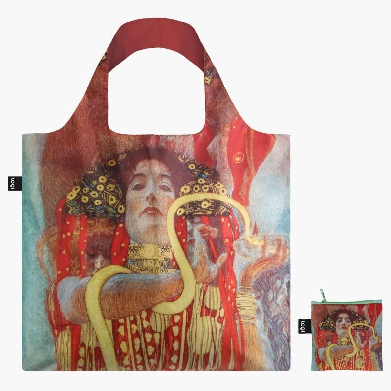 GUSTAV KLIMT: Hygieia Bag, 1900-07, bag LOQI Museum Collection