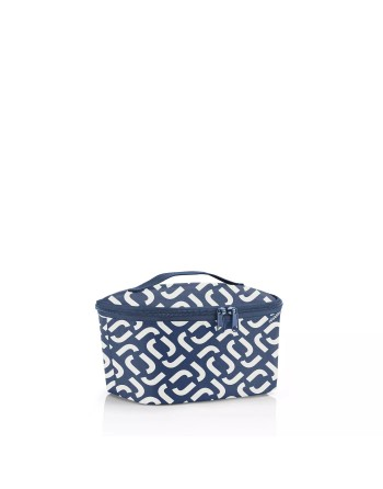 Coolerbag S Pocket signature navy, Reisenthel, thermobag