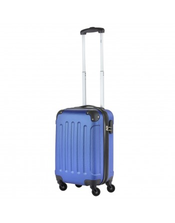 DETACHABLE 53cm, blue / modrá, kufr Travelz