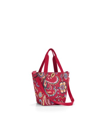 SHOPPER XS paisley ruby, kabelka Reisenthel
