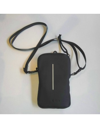 MART phone pocket, black / černá, taška na telefon New Rebels