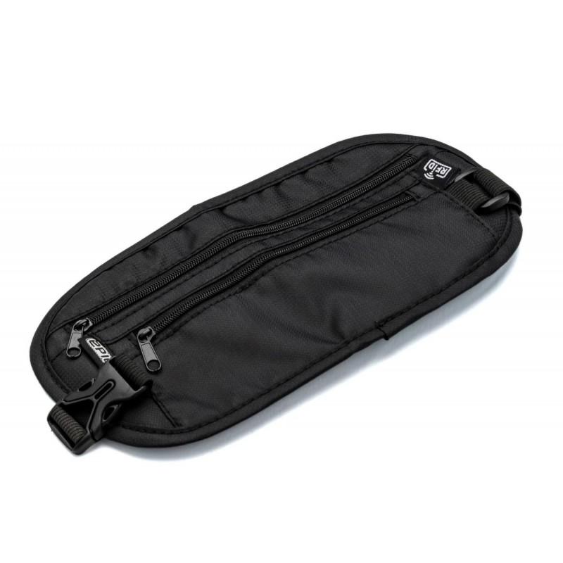 RFID safe ledvinka pod oblečení Ultra-Slim Money Safe, Epic