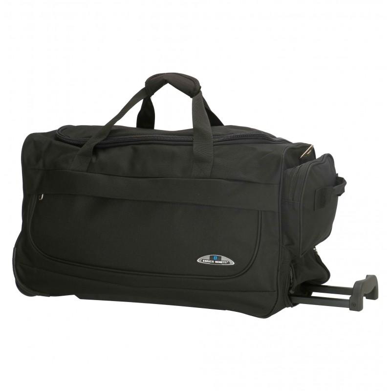 Orlando ORLANDO 47 litrů, černá, taška na kolečkách Enrico Benetti