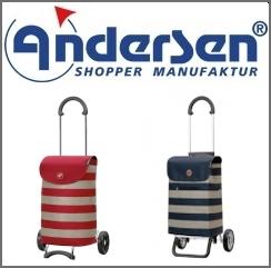 tašky na kolečkách Andersen Shopper