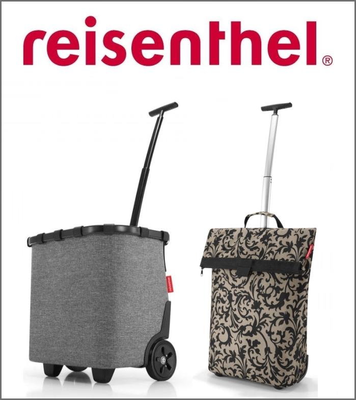 tašky na kolečkách Reisenthel